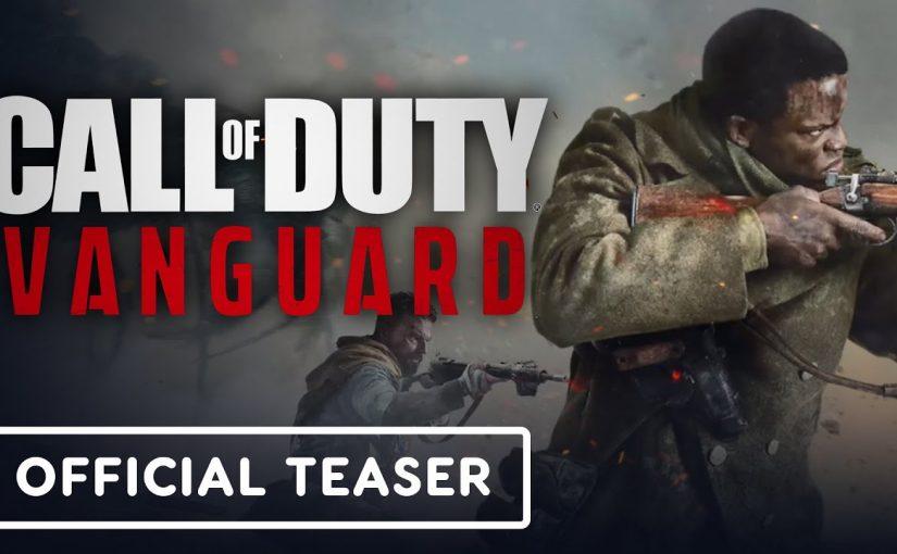 Call of Duty: Vanguard Game Trailer