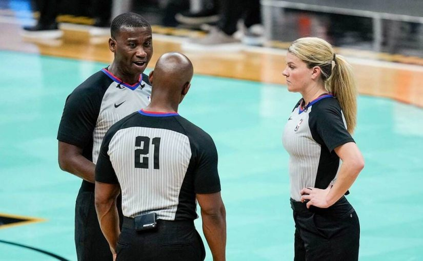 How Much do Referees Make in the NBA