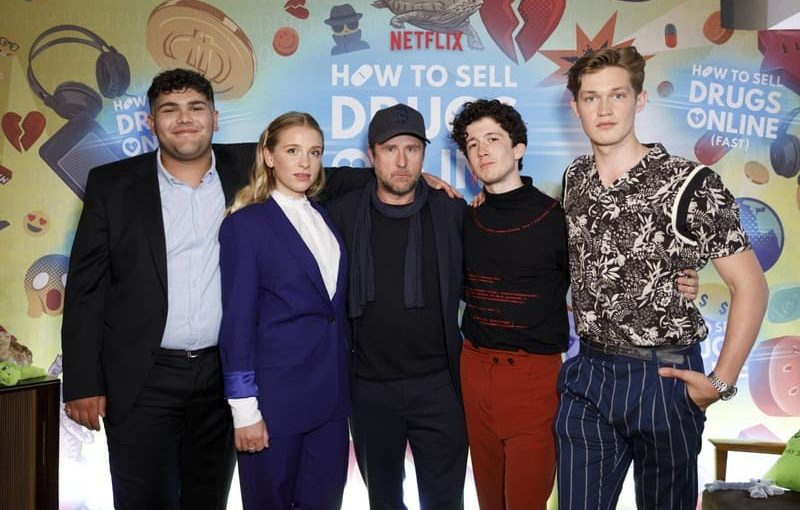 How to Sell Drugs Online (Fast) Season 4 Release Date? News!