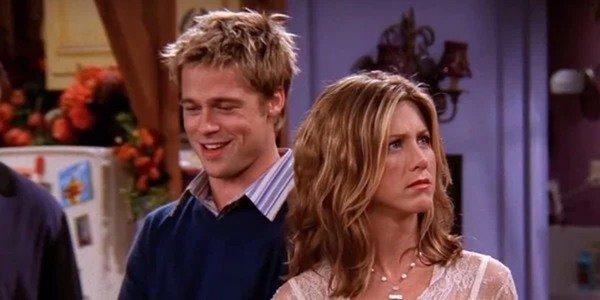 Jennifer Aniston on the  relationship she has with Brad Pitt