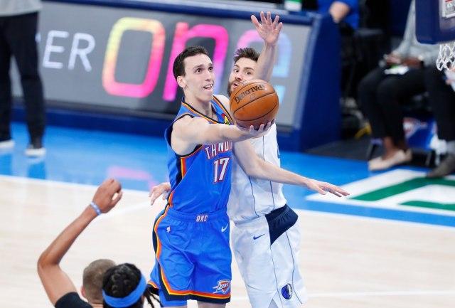 Aleksej Pokusevski compared to Giannis Antetokounmpo NBA superstar