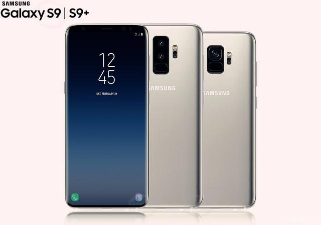 samsung-galaxy-s9-s9-plus-640x448 Fron and Back View