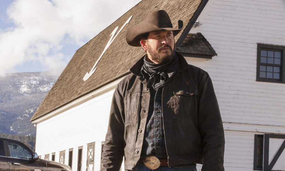 Yellowstone star Cole Hauser actor